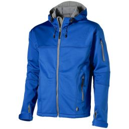 Match softshell jack sky blue 33306
