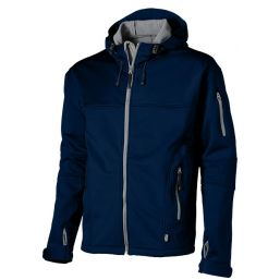 Match softshell jack navy 33306