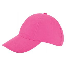Kinder brushed promo cap roze 1750